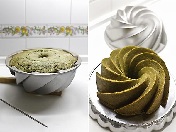 horneamos el bundt cake