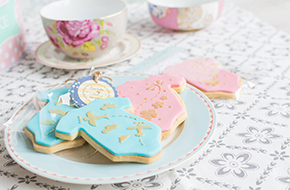 Vídeo-receta: galletas decoradas para regalar