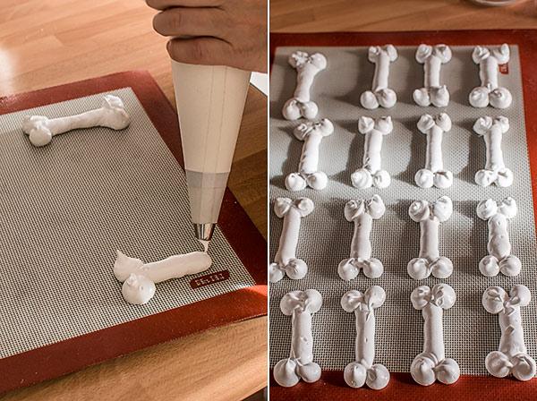 huesos de merengue