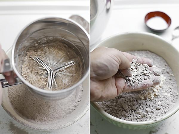 tamizamos las harinas