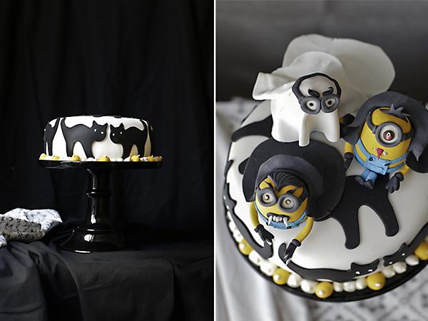decoramos la tarta