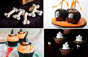 Especial Halloween: recetas dulces y saladas