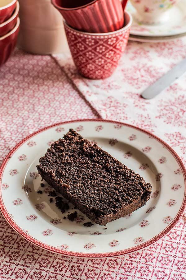 bizcocho chocolate remolacha