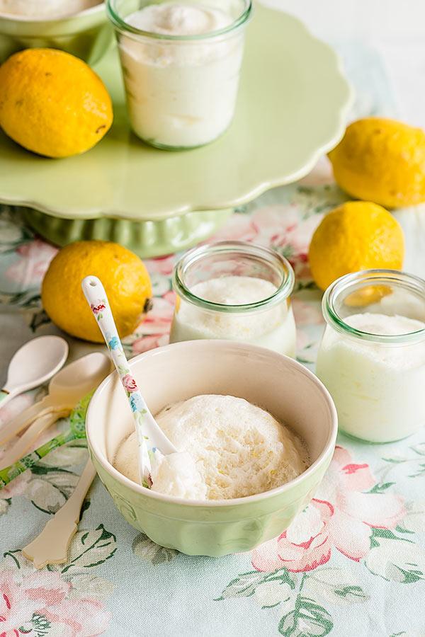 mousse limon