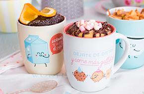 Vídeo-receta: Mug Cakes