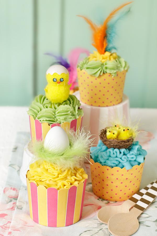 Cupcakes de Pascua 1