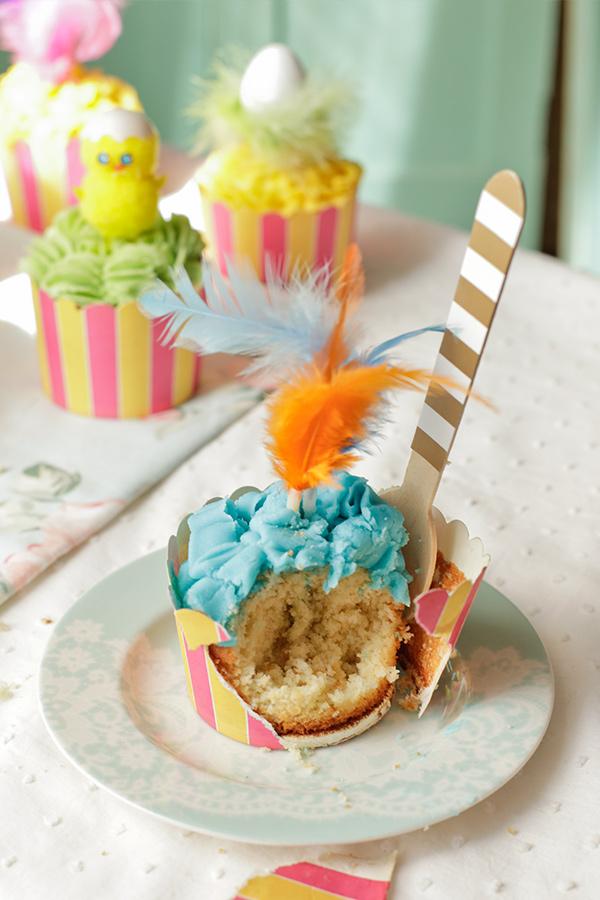Cupcakes de Pascua 2