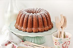 Receta de pound cake de aceite de oliva
