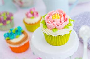Vídeo-tutorial: Cómo decorar cupcakes con boquillas rusas