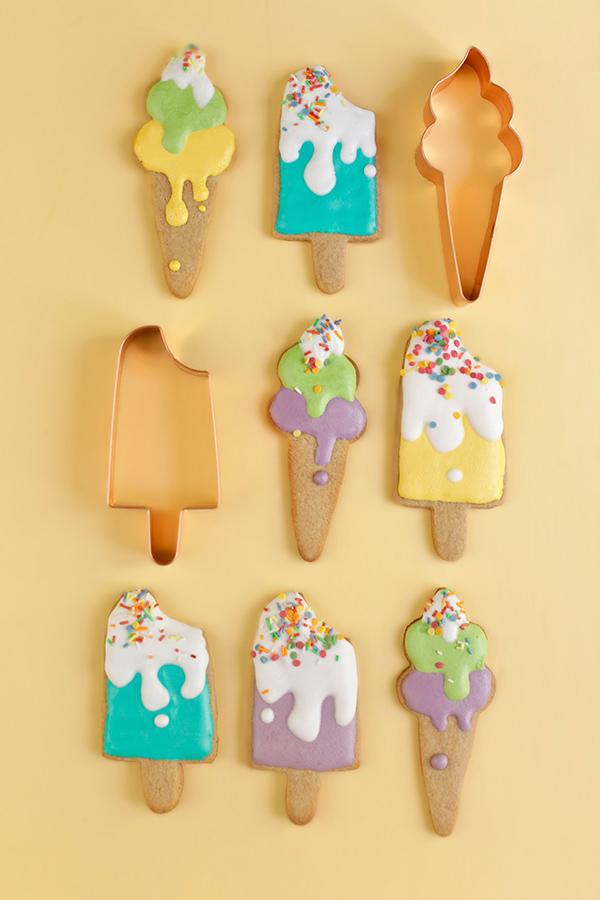 Galletas helado y polo 1