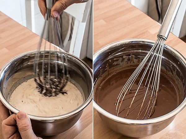 semifrio chocolate