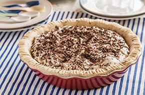 Tarta de chocolate y nata fácil