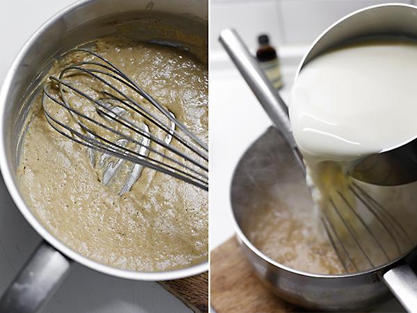 Freímos la mantequilla