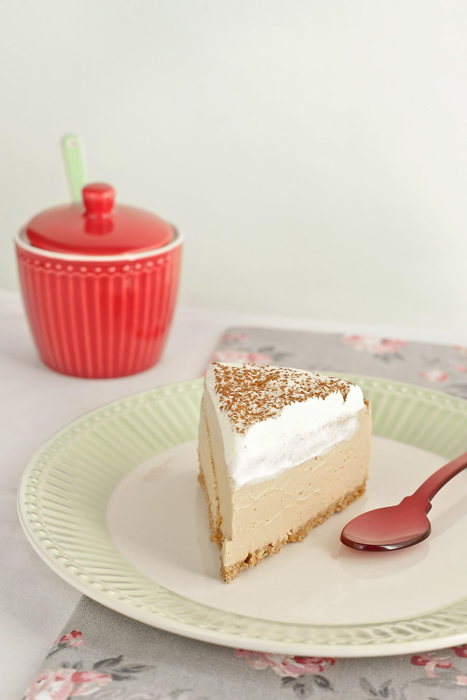 Receta de cheesecake capuchino 2
