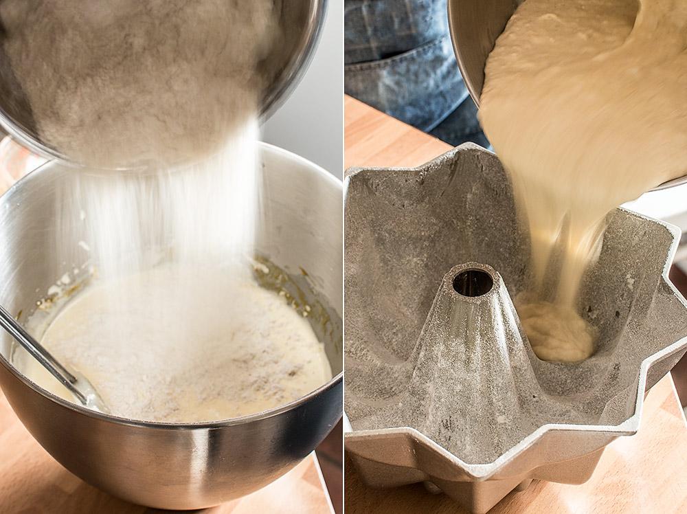 receta bundt cake leche coco