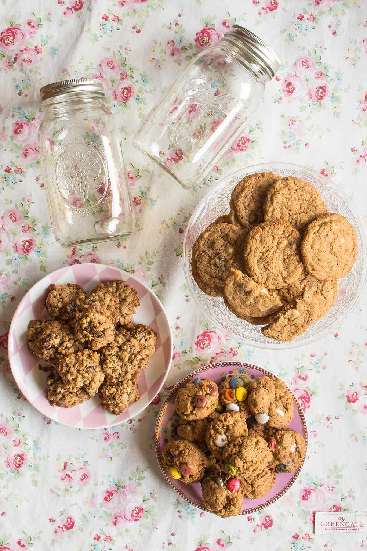 receta galletas tarros navidad