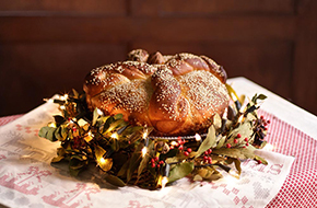 Pan de Cristo. Receta de Navidad