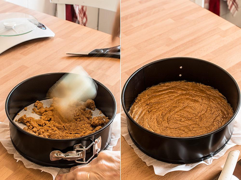 receta tarta mousse turron