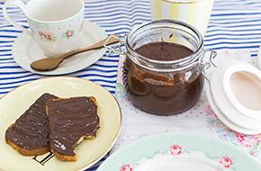 Vídeo-receta en un minuto: Nutella casera