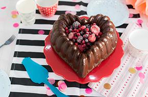 Vídeo-receta: Bundt Cake de chocolate y ron