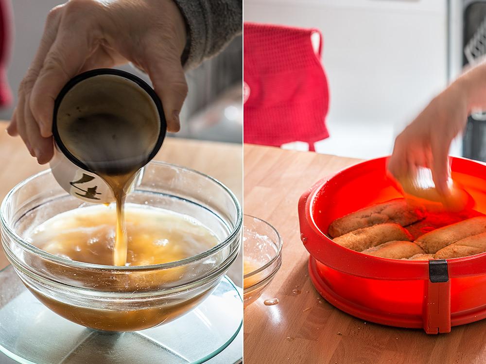 receta cheesecake tiramisu
