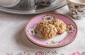 Cookies de chocolate y avena