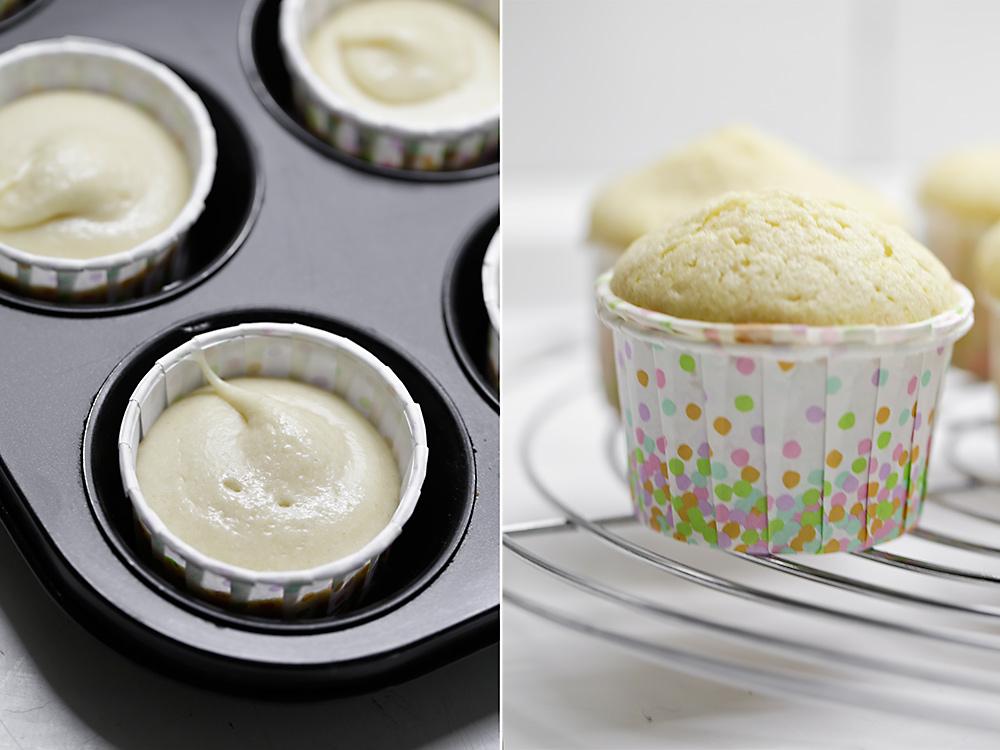 Receta de cupcakes con huevos de Pascua 6