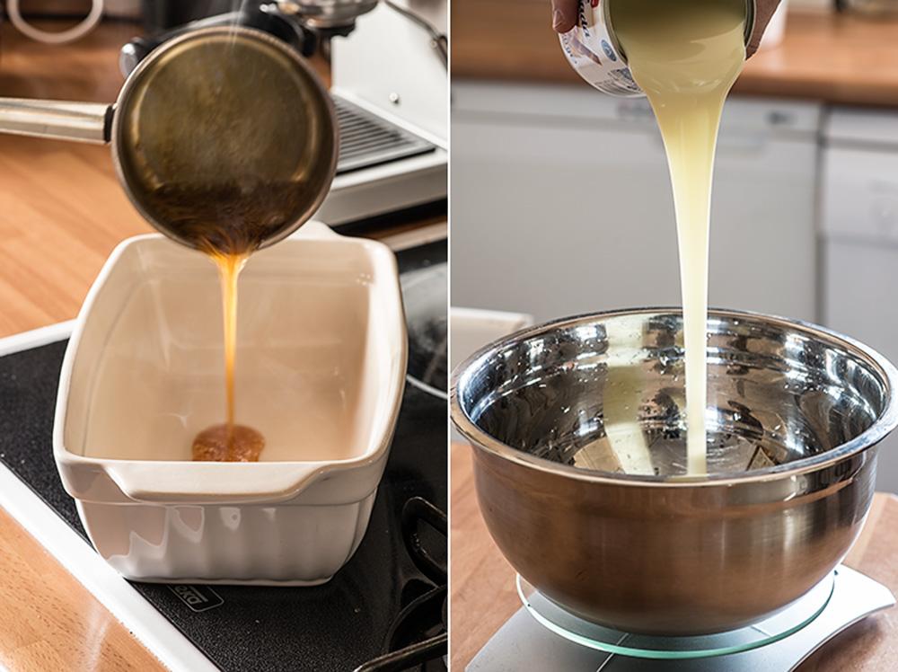 receta flan leche condensada