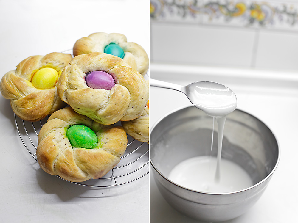 Receta pan de Pascua italiano 9