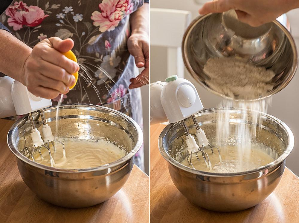 receta pastel turco yogur