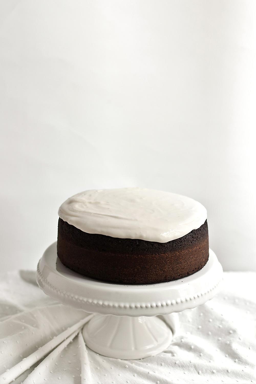 Receta de tarta Guinness 11