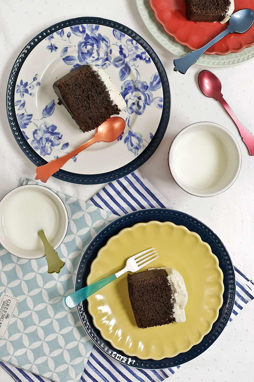 Receta de tarta Guinness 8