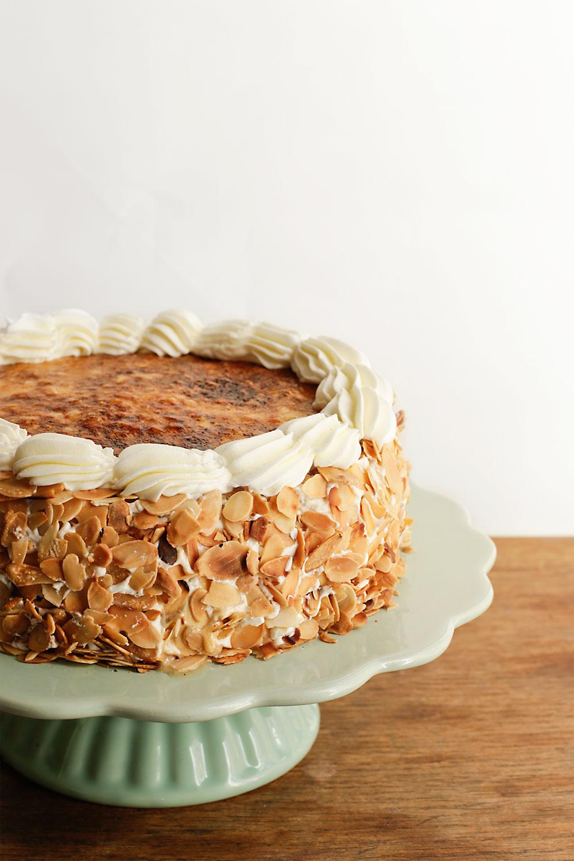 Receta de tarta de San Marcos 1