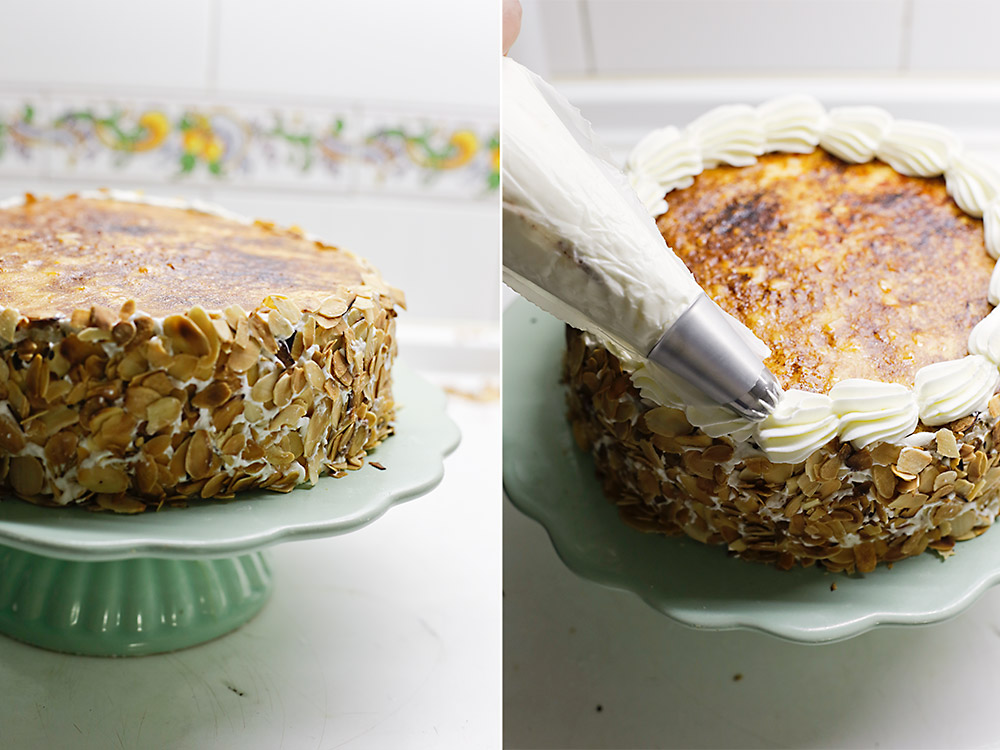Receta de tarta de San Marcos 13