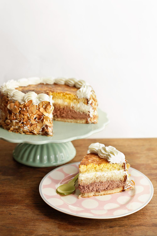 Receta de tarta de San Marcos 2