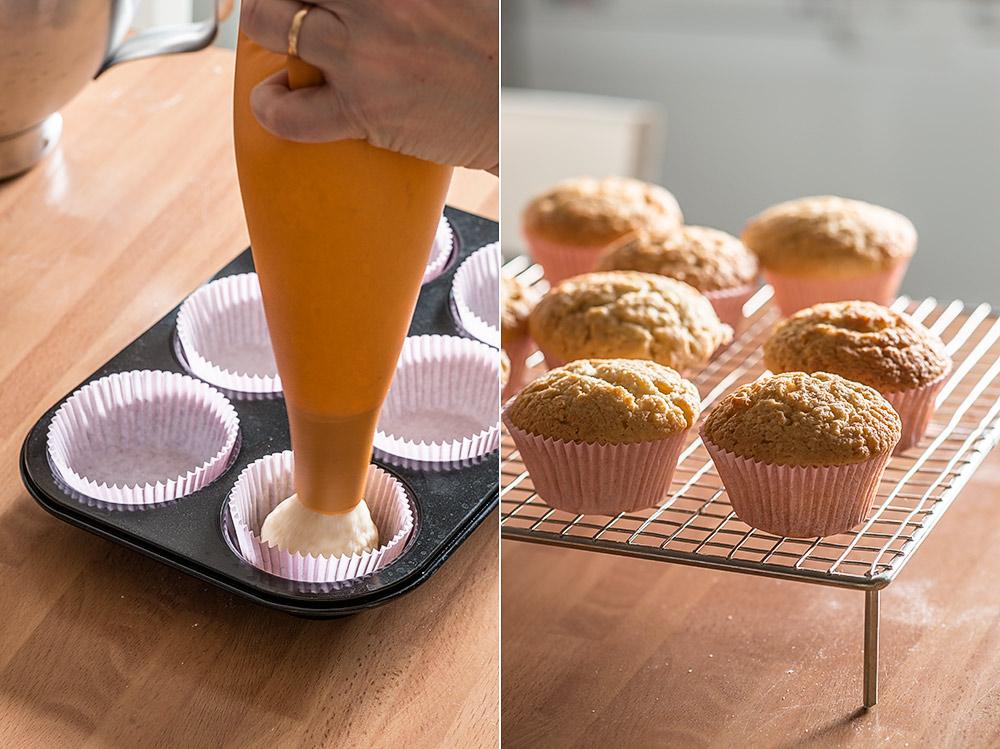 receta cupcakes coco pascua