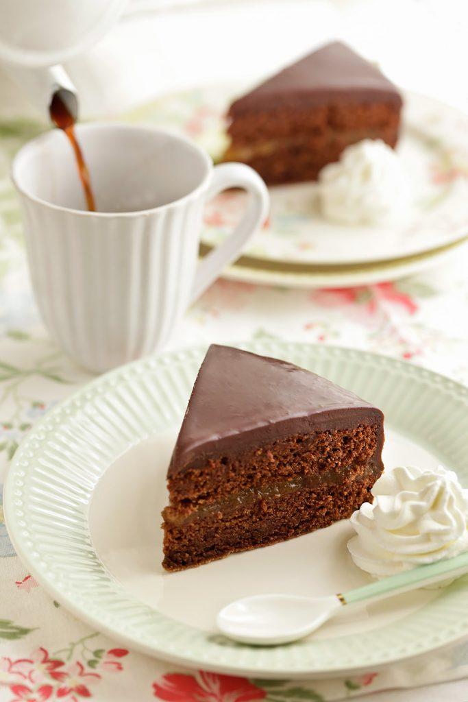 receta de tarta Sacher 2