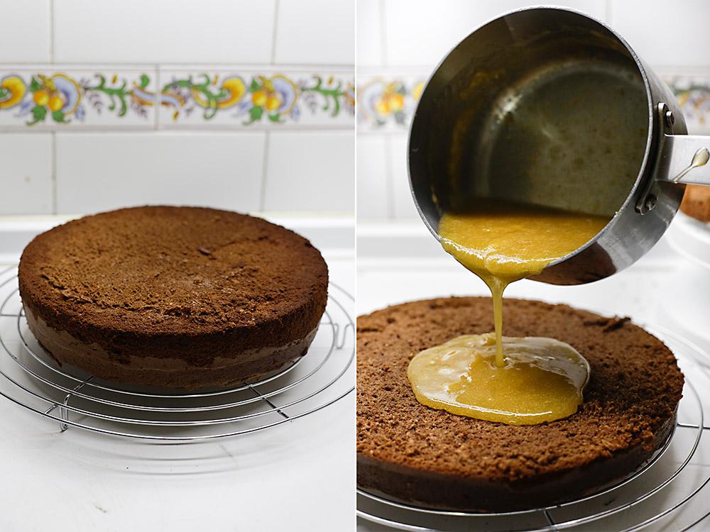 receta de tarta Sacher 8