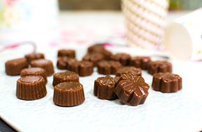 Vídeo-receta en un minuto: Caramelos blandos de café con leche