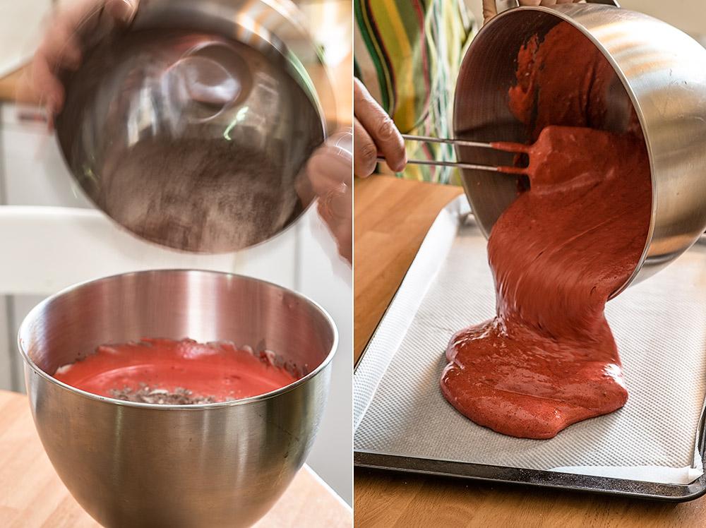 receta brazo red velvet