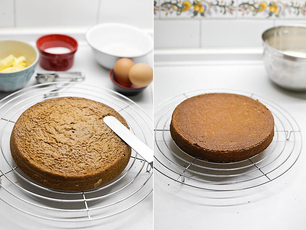 Receta de tarta doble chocolate con Maltesers 7
