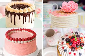 Las 17 mejores tartas para el Día de la Madre
