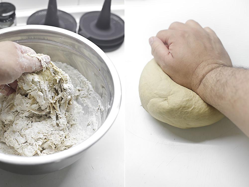 Receta de bagels 6