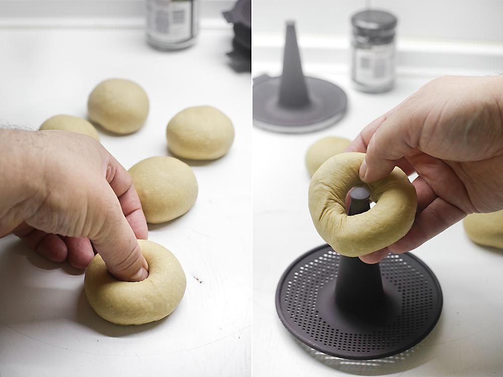 Receta de bagels 8