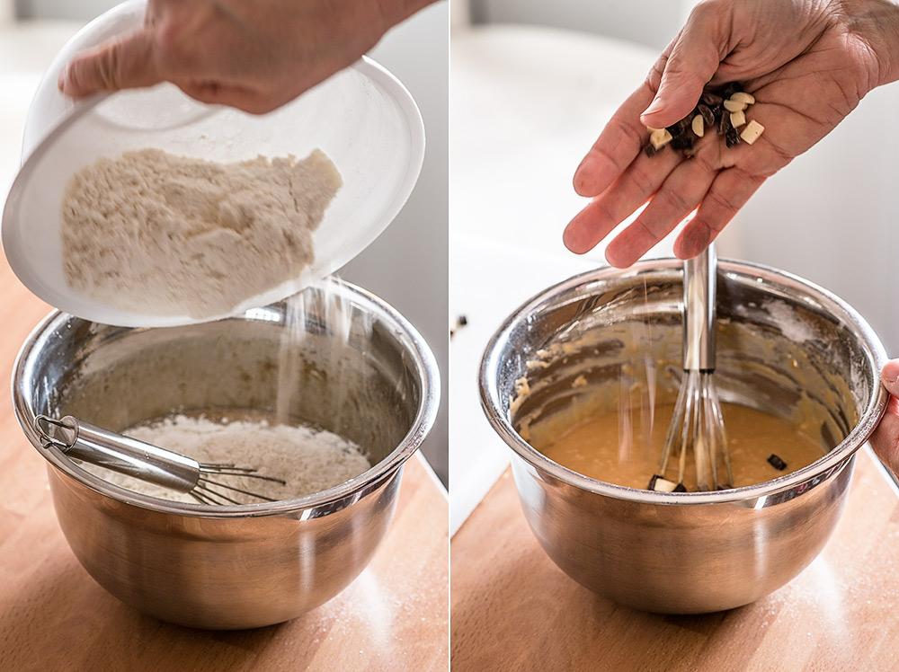 receta mug cakes pepitas chocolate