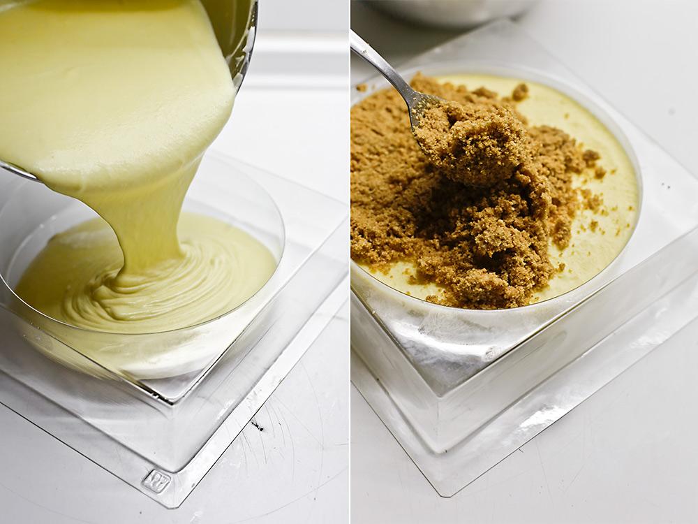 Receta de tarta helada de mango 6