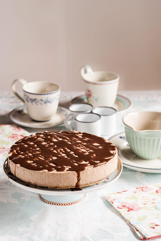 receta tarta nutella sin horno