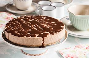 Tarta de Nutella sin horno