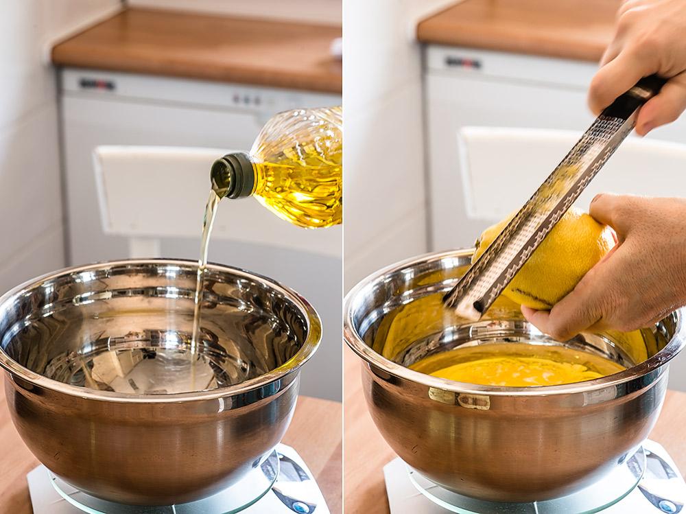 receta bizcocho aceite oliva