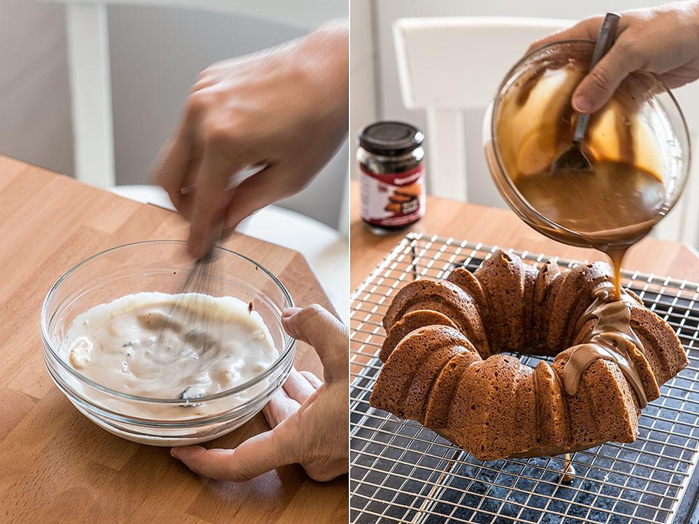 receta bundt cake speculoos